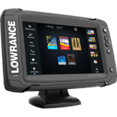 Эхолот Lowrance Elite 7Ti Mid/High/TotalScan™